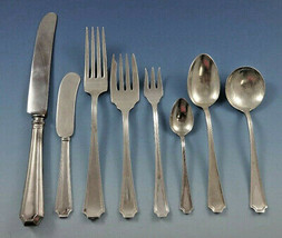Fairfax by Gorham Sterling Silver Flatware Set For 8 Service 72 Pieces - $4,250.00