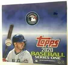 2020 Topps Baseball Series 1 MLB Cards Factory Sealed Box - 24 PACKS PER - $69.99