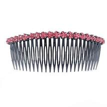 Accessories Hairpin Comb Bangs Chuck Top Jewelry Card Edge Rhinestone Hair
