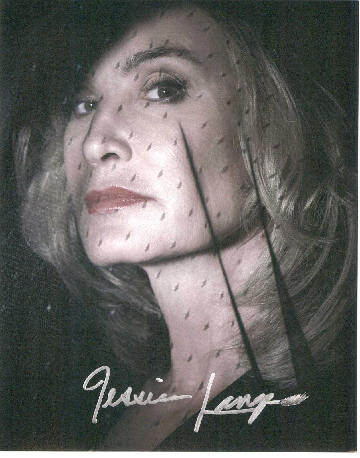 Primary image for Jessica Lange Signed Autographed Glossy 8x10 Photo