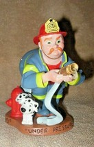 ORIG BOOTYS FIGURINE 'UNDER PRESSURE' FIREMAN SERIES 1 MODEL 1012 IN BOX - $29.99