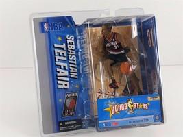 McFarlane NBA Basketball Young Stars Sebastian Telfair Trail Blazers 200... - $9.89