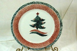 Gibson Christmas Star Coup Dinner Plate - $4.15