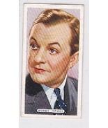 BOBBY HOWES 1935 ARDATH TOBACCO CIGARETTE CARD FILM STAGE & RADIO STARS - $3.98
