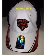 Chicago Bears Hat Cap 47 Forty Seven Brand L / XL Adult Stretch Fit  Las... - $49.99
