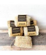 Loofah Sponge - Natural Sponge - Bath Sponge Loofah Body Scrubber - £2.10 GBP+
