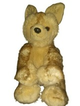 "Build a Bear 14"" WWF Collectible bear Fennec Fox Plush World Wildlife Fund - $11.87"