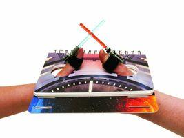 Star Wars Lightsaber Thumb Wrestling: (Lightsaber Book Games for Kids, Star Wars image 3