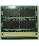 Sharp PC-3070 8MB Memory Module DA00MR1RB6A2 Rev 3a and ED53A/3A - $8.90