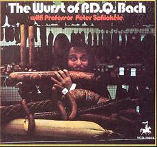 The Wurst of P.D.Q. Bach - CD - Professor Peter Schickele - $15.75