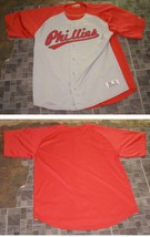 MLB Baseball Phillies Jersey XL - $26.99
