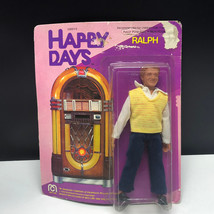MEGO ACTION FIGURE HAPPY DAYS 1976 Ralph Mouth moc sealed toy fonzie gan... - $94.05