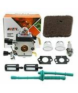 New HUZTL CTQ-597 Chainsaw Carburator Filter Fuel Line Maintenance Kit T... - $22.54