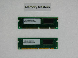 MEM2650-2X64D 128MB Approved (2x64MB) 100pin DRAM Memory for Cisco 2650 ... - $38.51
