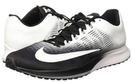 Nike Luft Zoom Elite 9 Größe Us 8 M (D) Gr. 41 Herren Laufschuhe Schwarz