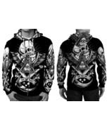 Mason Masonic Men's Zipper Hoodie - $49.80+