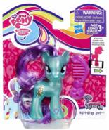My Little Pony Pearlized translucent Sapphire Joy - $9.95
