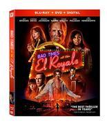 Bad Times At The El Royale [Blu-ray+DVD+Digital, 2018] - $14.95