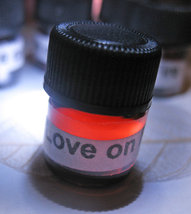 Haunted Potion 3X Love On Fire Passionate Love Potion Oil Magick Witch Cassia4 - $20.00