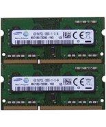 Samsung ram Memory Upgrade DDR3 PC3 12800, 1600MHz, 204 PIN, SODIMM for ... - $38.55
