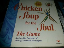 Chicken Soup for the Soul The Game, Wholesome Family Group Fun Board Game - $4.50