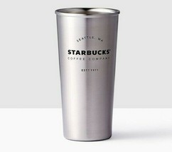 Starbucks Spring 2017 Cold Brew Brushed Silver Just Released 16oz Fast S... - $26.39