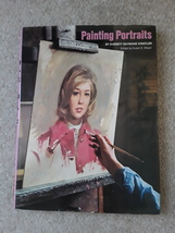 Painting Portraits - Hardcover Book - $18.95
