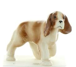 Hagen Renaker Dog King Charles Spaniel Ceramic Figurine - $10.96