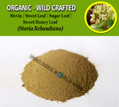 POWDER Stevia Sweet Leaf Sugar Leaf Sweet Honey Leaf Rebiana Stevia Reba... - $7.85+