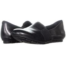 Born Cadet Slip On Flats 136, Black, 6.5 US / 37 EU - $46.07