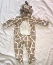 Infants Carters Fleece Giraffe Costume 3-6 Months - €7,71 EUR