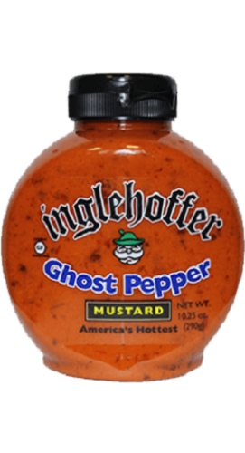 Inglehoffer Ghost Pepper Mustard