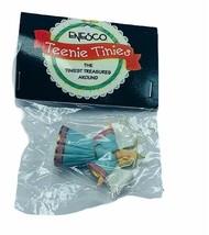 Enesco Teenie Tinies Treasure SEALED miniature figurine ornament 1998 Angel Wing - $16.35