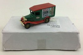 Kellogg's Corn Flakes 100th Anniversary Die-cast Delivery Truck Mail Exc... - $15.10