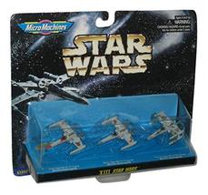 STAR WARS MICRO MACHINES SPACE VEHICLES,COLLECTION XIII Galoob Toy - $26.24