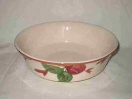 "Nice Vintage 8 3/4"" X 2 3/4"" FRANCISCAN WARE Apple Vegetable Bowl England - $86.89"