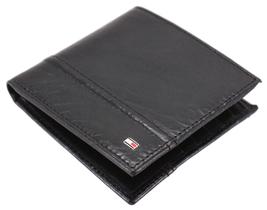 Tommy Hilfiger Men's Leather Wallet Hipster & Valet Billfold Rfid 31TL120002 image 4