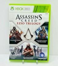 Xbox 360 Assassins Creed Ezio Collection (Microsoft, 2011) - $14.03