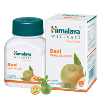 Himalaya Herbal Bael Tablets - Control diarrhea, healthy digestion - 60 tab - $12.99+