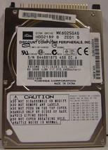 "60GB 2.5"" IDE Drive Toshiba MK6025GAS HDD2189 Free USA Ship Our Drives Work"