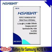 HSABAT 5300mAh EB615268VU Battery for Samsung Galaxy Note 1 N7000 I9220 i717 i88 - $18.57