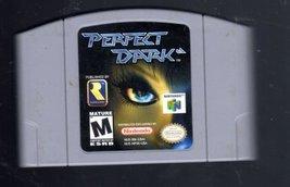 Perfect Dark Nintendo 64 - $9.75