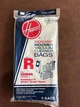 Genuine Hoover Vacuum cleaner Bag type R   #4010063R  5 pack  NEW! - $9.85