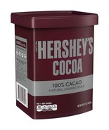 HERSHEY'S Cocoa 23oz Naturally Unsweetened - $10.77