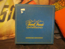 Trivial Pursuit Mastergame Genius Edition (1981) - $29.70