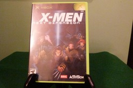 X-Men: Next Dimension (Microsoft Xbox, 2002)  (VG - W/Manual) - $14.84