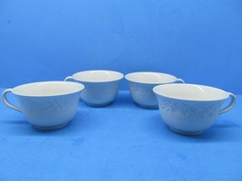 """Ralph Lauren Claire China 2 1/8"""" High X 4"""" Wide Cups Set Of 4 Cups EUC - $28.42"""