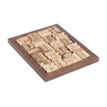 Oenophilia Bamboo Corkboard Trivet Kit - $19.68