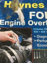 Haynes Techbook Ford V8 Engine Overhaul 10320 - $16.42