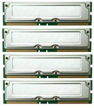 Dell Fisso 2gb Rdram Pc800-45ns Rambus Kit di Memoria Testato - $40.89